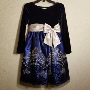 Rare Editions Girls Formal Dress